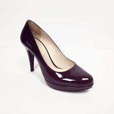Prada Degrade Platform Heel Pump Black Violet Ombre EUR 37 US 6.5 NEW! $720