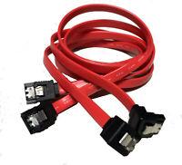 Copystars Sata Data Cable 45 cm for DVD Duplicator Hdd Hard Drive UL Listed 2pk