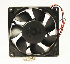 92mm 25mm New Case Fan 24V DC 54CFM PC Computer Cooling Ball Brg 2wire 9225 274*