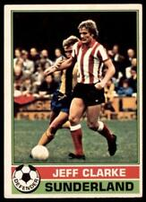 41 Topps Football Red 1977 B1 Willie Carr Wolverhampton No
