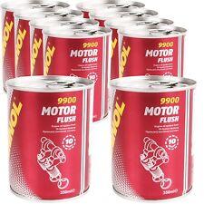 10x 350 ml MANNOL Motor Flush Reiniger Motorspülung Motorreiniger Ölschlamm