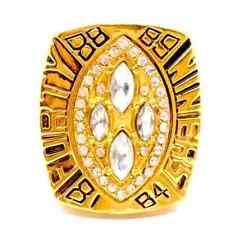 1989 San Francisco 49ers Championship rings NFL