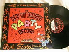 """R CRUMB Cheap Suit Serenaders Party Record My Girl's Pussy 78 rpm 12"""" vinyl"""