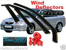 MAZDA 323 BJ 4D  1998 - 2003 SALOON / SEDAN  Wind deflectors 4.pc  HEKO  23125