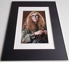 Emma Thompson Signed Autograph 10x8 photo mount display Harry Potter Film & COA