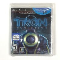 Disney TRON: Evolution (Sony PlayStation 3/PS3, 2010) Brand New/Factory Sealed