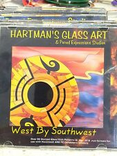 Paned Expressions West By Southwest Pattern for Stained Glass CD