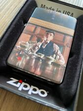 More details for tommy shelby zippo lighter peaky blinders gang cillian murphy refillable tv-show