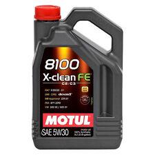 MOTUL Motore olio lubrificante 8100 X-CLEAN FE 5W30 C2/C3 5L