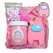 Among Us Pink DIY Slime Kit