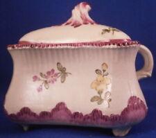 Antique 18thC Ludwigsburg Porcelain Pot de Creme Cup & Lid Porzellan Tasse #2