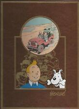Hergé Tintin – « L'oeuvre intégrale d'Hergé » – intégrale Rombaldi tome 7