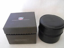 Tag Heuer Inner Outer Watch Box  Square For Storage Travel Display & Pillow