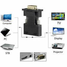 Convertitore Adattatore Da Presa VGA a HDMI con Output Audio Linq Vga-hd227