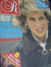 Royalty Magazine V7 #5 The Diana Years, Charles, Royals At Play, Royal Brigade,