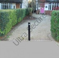 Security Post or Bollard & No Parking Logo. H/D, Removable & Stylish