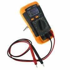 LCD Digital Multimeter Back ground light AC DC Voltmeter Ohmmeter Multi Tester