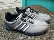 Adidas Boa Mens Golf Shoes 9.5 disc
