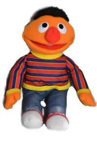 Ernie Sesame Street Fisher Price 2008 Plush 14""