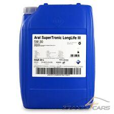 Aral SuperTronic Longlife III 5W-30 20L (15C311)