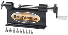 Lyman Accu Trimmer Case Trimmer 9-Pilot Multi-Pack Aluminum Gunsmith Win Mag Kit