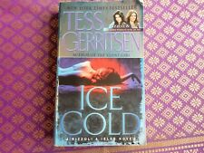 Rizzoli and Isles Series Ice Cold by Tess Gerritsen (2011, Mass Market) Wyoming