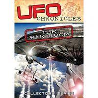 UFO Chronicles: The War Room [DVD][Region 2]