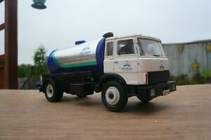 britains milk tanker lorry in good condition UK bidding only