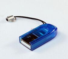 USB transflash micro SD TF Memory Card adapter lettore una