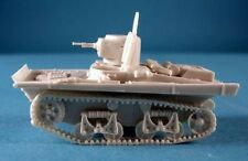 Milicast BR11 1/76 Resin WWII Russian T-37 Amphibious Tank