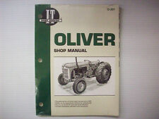 New It Manual Oliver 66 77 88 660 770 880 950 990 Amp More O 201 Pm