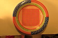 Caspari Picnic Dessert Plate  8 ct $5.99 Get Free Shipping
