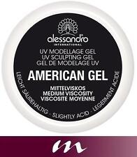 alessandro American Gel mittelviskos 30 gr SONDERAKTION  Online Shop m-Beauty24