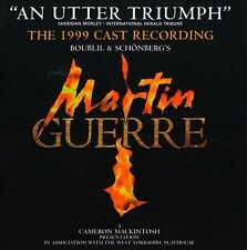 Martin Guerre [1999 British Cast Recording] - Original Soundtrack (CD 1999)