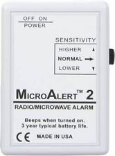 MICRO ALERT 2 ™  RADIO/MICROWAVE ALARMING BUG DETECTOR