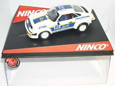 "NINCO 50365  PORSCHE 911 SC ""II RALLY CATALUNYA HISTORIC"" 2005 LTED.ED  MB"