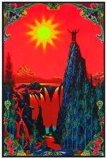 GARDEN OF EDEN 23x35 POSTER WALL ART DECOR BLACK LIGHT ARTIST GOD RELIGION NEW!!