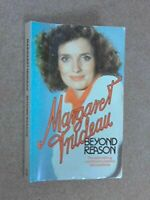Beyond Reason by Trudeau, Margaret Book The Fast Free Shipping