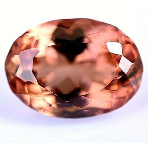 Extremely Rare Natural DIASPORE 12.45 Ct Color Change Oval Cut CERTIFIED Gem