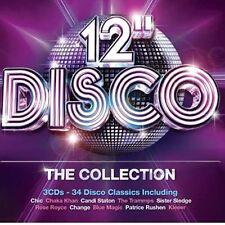 CD de musique disco album sans compilation