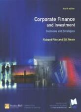 Corporate Finance and Investment: Decisions and Strategies By P .9780273651383