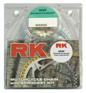 RK GXW XW-Ring 520 Quick Acceleration Chain/Sprocket Kit (16/45) 2012-15 S1000RR