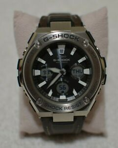 Casio G-Shock GST-S130L-1A Solar Powered Standard Analog Digital Men's Watch