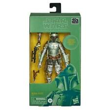 Star Wars V Boba Fett 2020 Black Series Carbonized Action Figure 15 Cm Hasbro