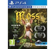 PS4 Moss PS VR - Currys