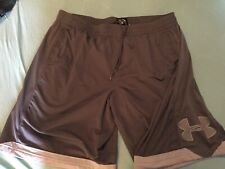 UNDER ARMOUR LOOSE  BASKETBALL RUNNING WORKOUT SHORTS SIZE 3XL MENS