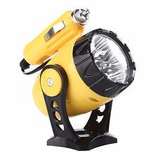 5 LED 12V Car Cigarette Lighter Magnetic Emergency Spot Lamp Working Torch Light
