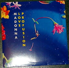 """MADONNA LOVE PROFUSION US MAXI 2 x 12"""" VINYL MADE IN USA from AMERICAN LIFE LP"""