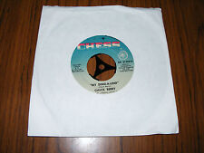 """Chuck  Berry   My  Ding  A  Ling  /  Let's  Boogie  1972  USA  IMPORT  7""""  Vinyl"""