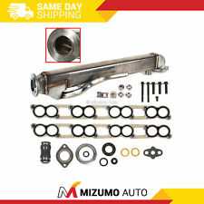 Ford 6.0 EGR Cooler Kit w/ Gaskets Fit 04 - 10 FORD E-Series F-Series